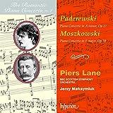 Moszkowski & Paderewski: Concertos