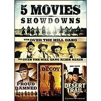 5-Movie Showdowns [DVD] [Import]