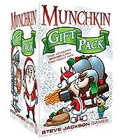 Munchkinギフトパック( Munchkin Lite、Munchkin Grimm Tidings、Munchkin Spell Skool )