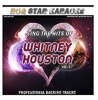 Karaoke - Whitney Houston Vol. 2【CD】 [並行輸入品]