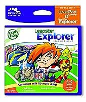 LeapFrog Explorer Learning Game: NFLRush Zone (works with LeapPad Explorer & Leapster Explorer) [並行輸入品]