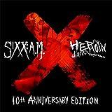 SIXX:A.M.『ザ・ヘロイン・ダイアリーズ~10周年記念盤』【初回限定盤CD+ボーナスDVD(歌詞対訳付き/日本語解説書封入/日本語字幕付き)】