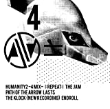 HUMANITY2-4 Mix-♪AA=のCDジャケット