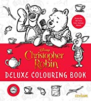 Christopher Robin Deluxe Colouring Book