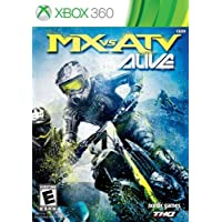 MX vs ATV Alive - Xbox 360 [並行輸入品]