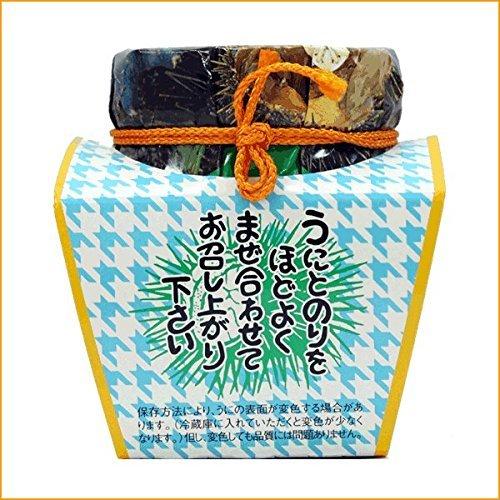 『【米屋が選んだご飯のお供】 雲丹のり 160g ウニと海苔の佃煮 ご飯のお供』の6枚目の画像