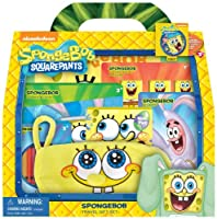 Megatoys Spongebob Squarepants Travel Gift Set by Megatoys