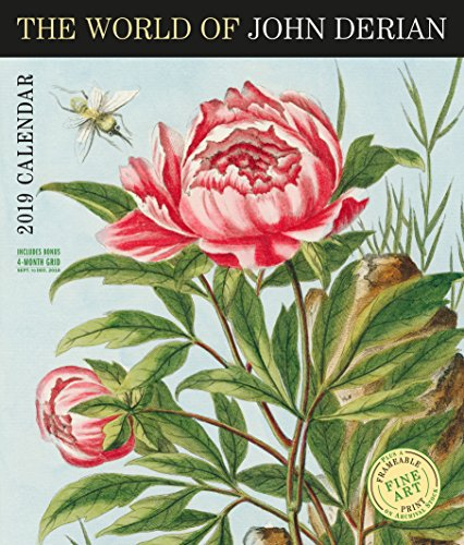 The World of John Derian 2019 Calendar