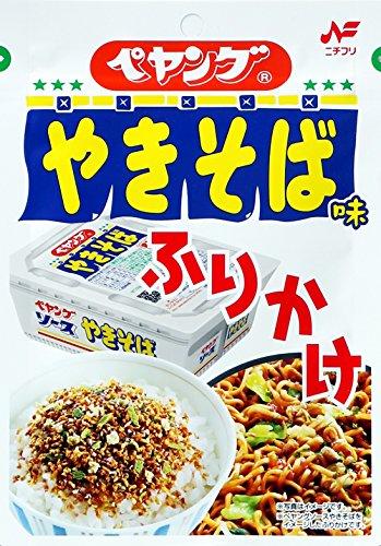 ニチフリ食品 ペヤング ソースやきそば味 ふりかけ 25...