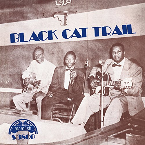 Black Cat Trail [12 inch Analog]