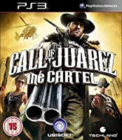 Call of Juarez - The Cartel (PS3) (輸入版)