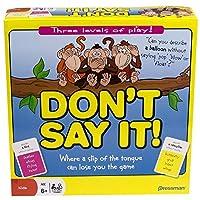 Don't Say It Game [並行輸入品]