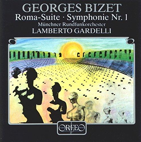 ビゼー:ローマ組曲、交響曲第1番ハ長調