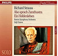 Strauss;Thus Spake Zarathus