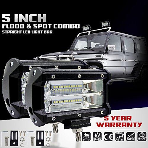 作業灯 LED ワークライト (2個セット)72w 12v-...