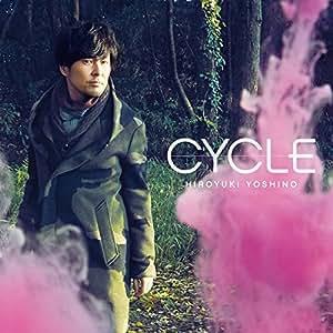 「CYCLE」(通常盤)
