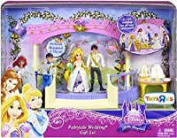 Disney Princess Royal Wedding Playset [並行輸入品]