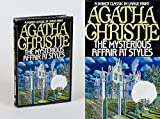 The Mysterious Affair at Styles (G K Hall Large Print Book Series)