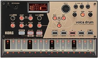 KORG デジタル・パーカッション・シンセサイザー volca drum ヴォルカ・ドラム VOLCA-DRUM