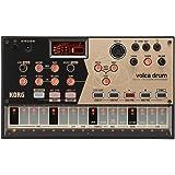 KORG デジタル パーカッション シンセサイザー volca drum リズムマシン スピーカー内蔵 ヘッドフォン使用…