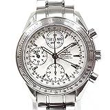 [オメガ]OMEGA メンズ自動巻き腕時計 スピードマスター トリプルカレンダー 3221.30 中古