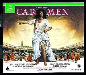 Bizet: Carmen (un film de Francesco Rosi)