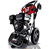 Jet-USA CX630 Gen IV Petrol-Powered High Pressure Cleaner Washer with 30m Hose and Drain Cleaner