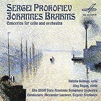 Prokofiev/Brahms: Concertos Fo