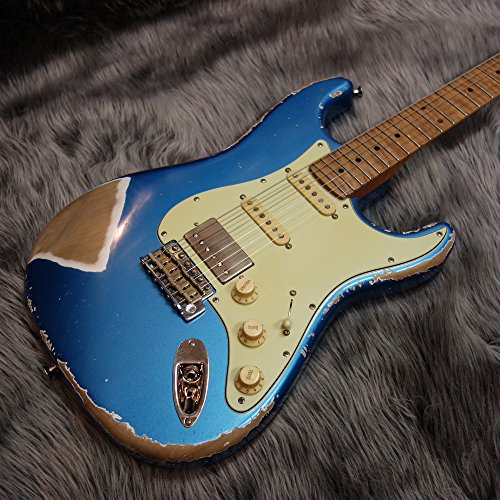 Xotic XSC-2 Lake Placid Blue Heavy Aged Allen Hinds【人気のAllen Hindsモデル入荷】