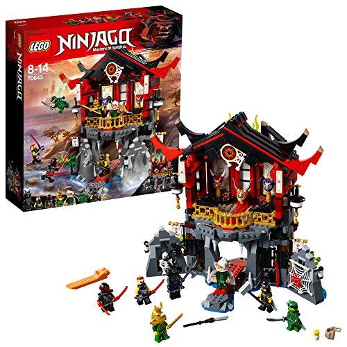 レゴ ニンジャゴー 70643 復活の神殿