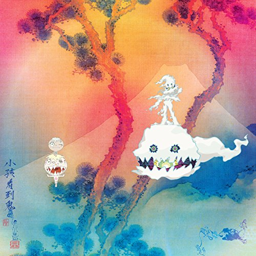 KIDS SEE GHOSTS [Explicit]