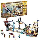 LEGO Creator Pirate Roller Coaster 31084 Building Kit (923 Piece), Multicolor