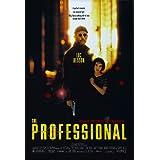 映画ポスター レオン Leon The Professional 24×35.1inc (61×89.2cm) US版 hi1 [並行輸入品]