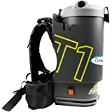 Ghibli T1 Commercial Backpack Vacuum Cleaner, Charcoal