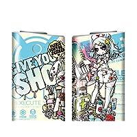 電子たばこ タバコ 煙草 喫煙具 専用スキンシール 対応機種 グロー glo Project.C.K. イラスト 39 PCKイラスト 11-gl0001