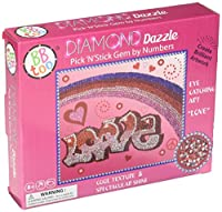 Bead Bazaar Diamond Dazzle Love Arts-Crafts