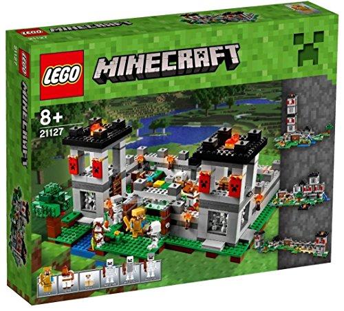 LEGO マインクラフト 2016 ザ・フォートレス The Fortress (要塞) 21127