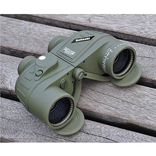 Andoer   軍用双眼鏡 10X50  396FT/1000YDS  オプティクス双眼望遠鏡 ...