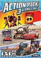 Disney Pixar Collection: 3 Games in 1 (Incredibles / Cars / Ratatouille) (輸入版)