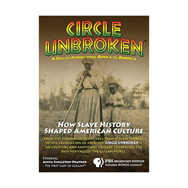 Circle Unbroken: How Sla...の商品画像