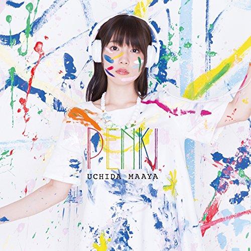 内田真礼 (Maaya Uchida) – PENKI [FLAC / 24bit Lossless / WEB]  [2015.12.02]