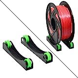 Iverntech 1スプールシートメタル3Dプリンターフィラメントホルダー PLA、ABS、木材、TPU、ナイロン、柔軟材用