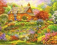 Summer Cottage–300ピースジグソーパズル