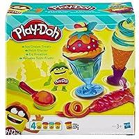 プレイドーアイスクリームの御馳走