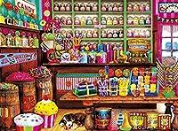 Buffalo Games Sweet Shop by Aimee Stewart Jigsaw Puzzle (1000 Piece)