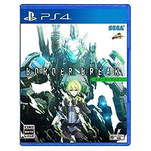 BORDER BREAK スターターパック 【Amazon.co.jp限定】アイテム未定 付 - PS4