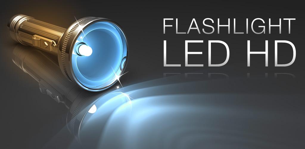 LED 懐中電灯 HD - Flashlight