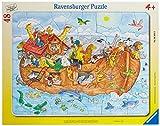 Ravensburger ラベンスバーガーパズル 【ノアの方舟】