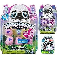 hatchimals colleggtibles Season 2 Exclusive Burtle 4 -パック+ボーナス、owlicorn 2 - Pack + Nest、bearakeet 1 Blindセット – Collectibles