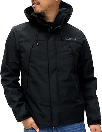 (コンバース) CONVERSE マウンテンパーカー メンズ ブランド 防寒 防水 透湿 防風 3color L ブラック